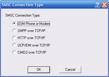 GSM Modems   NowSMS