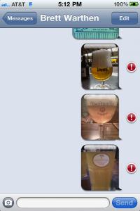 iPhone MMS Sending Failure