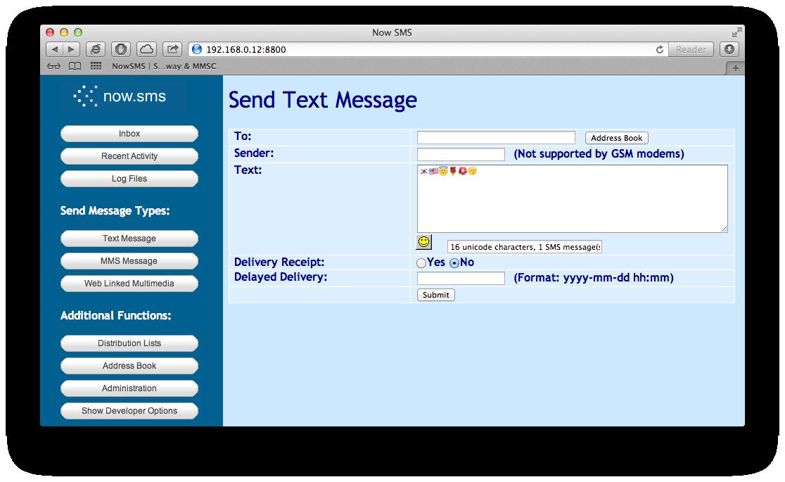 send-text-message-with-emoji