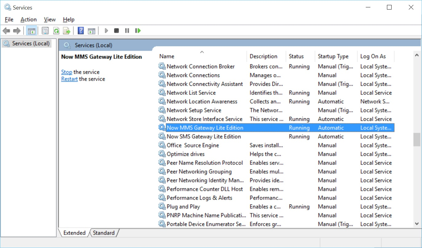 windows10-nowsmslite-service-list